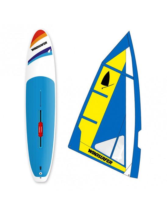 Planche Windsurfer Lt Complete Voile School 4 5 Planche Windsurfer Lt Complete Voile School En Stock Aloha Store Fr
